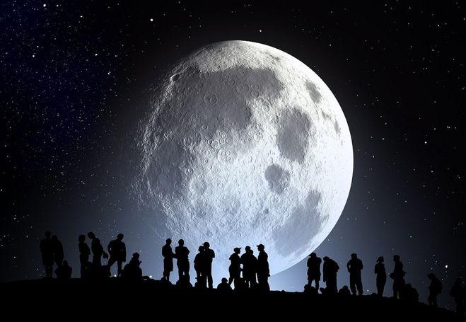 Лунное затмение 7 августа 2017 года как влияет на знаки зодиака,на людей?