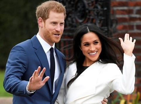 Принц Гарри и американская актриса Меган Маркл поженятся весной 2018 года.