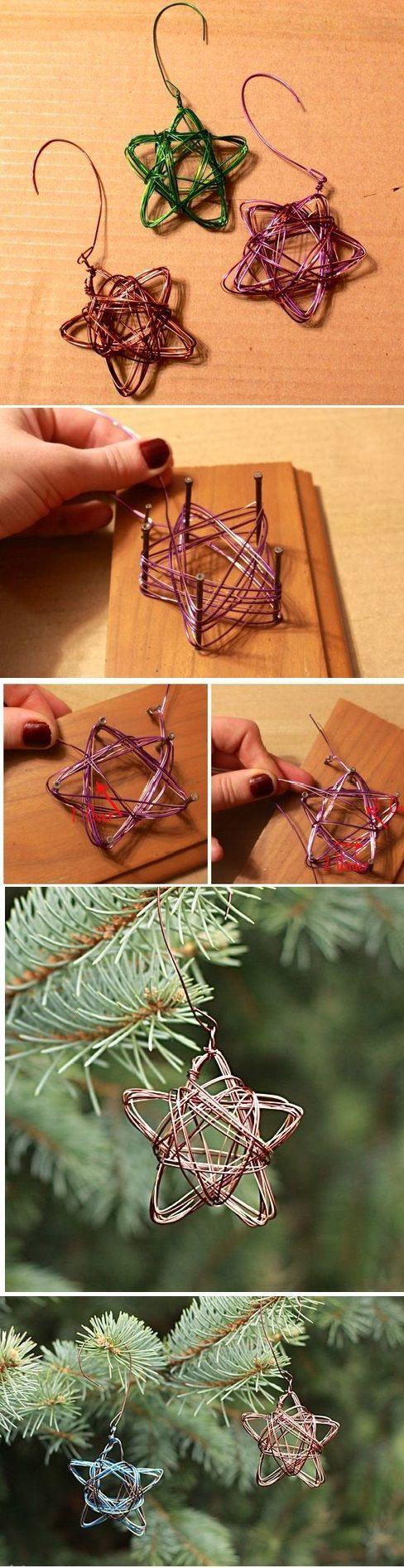 Как сделать игрушки на елку 2018 своими руками. Фото 10