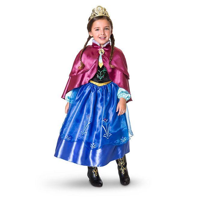 Ледяной костюм Эльзы из «Холодного сердца как сшить 86