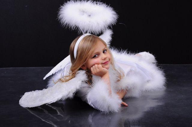 Нимб для ангела своими руками