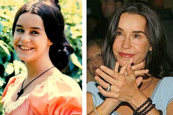 Рабыня Изаура Лусилия Сантуш - Изаура.jpeg Как выглядят актеры сериала Рабыня Изаура Фото тогда и сейчас