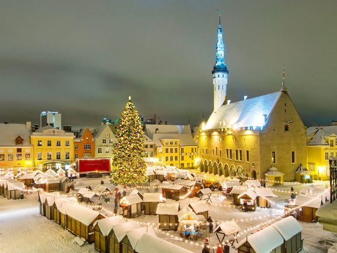 Какая погода в эстонии