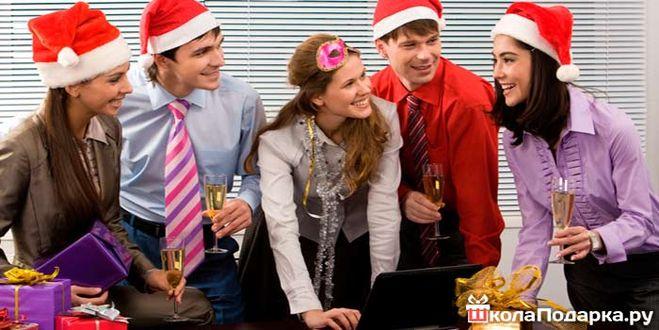 Что подарить коллегам на Новый 2017 год Петуха?