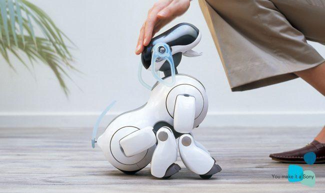 Робот Aibo
