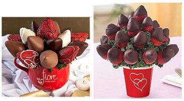 букет из клубники в шоколаде своими рукам