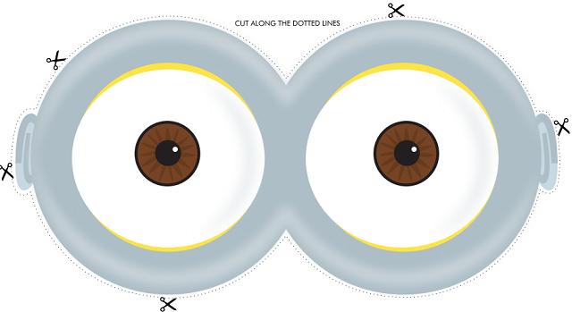 Глаз для миньона