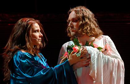 "Эндрю Ллойд Уэббер, рок-опера ""Иисус Христос — суперзвезда"""