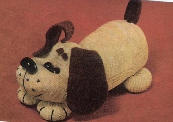 Как сшить собаку своими руками из носка