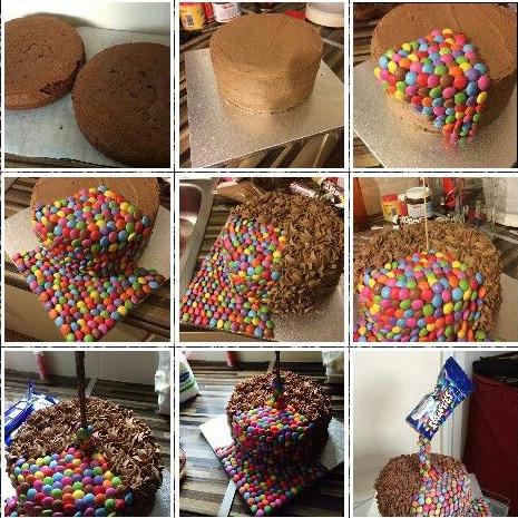 Рецепт торта maltesers cake
