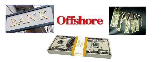 банки офшоры, где хранить деньги за границей