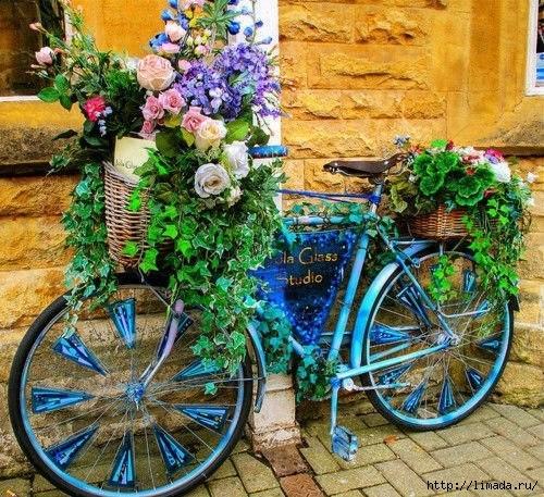 Дачные подставки для цветов