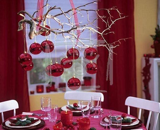 Как украсить комнату на новый год фото