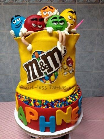 M and m's своими руками