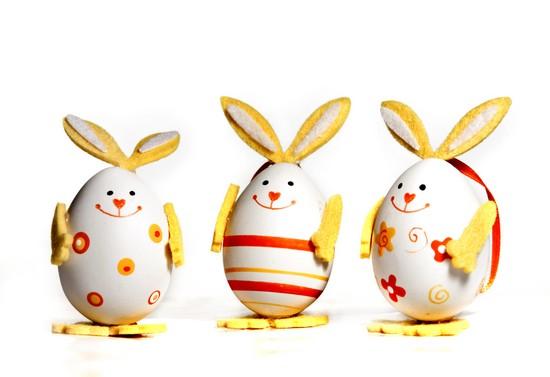 Как сделать кролика из яйца фото 86