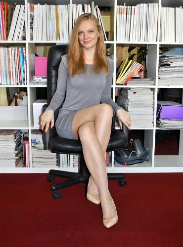 фото женщин нога за ногу