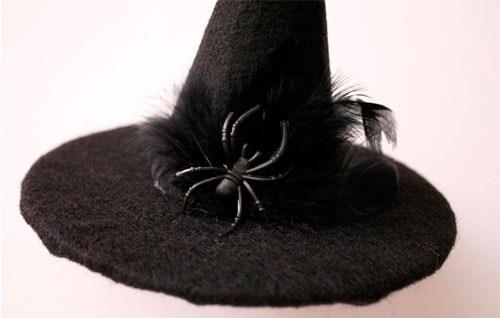 Как сделать шляпу ведьмы из фетра своими руками фото, мастер-класс выкройка