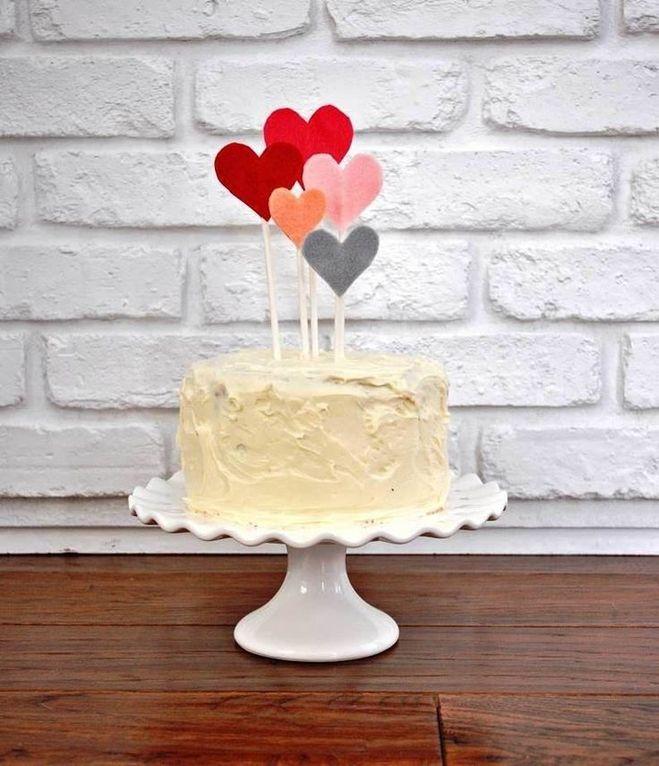 Как сделать топпер на торт