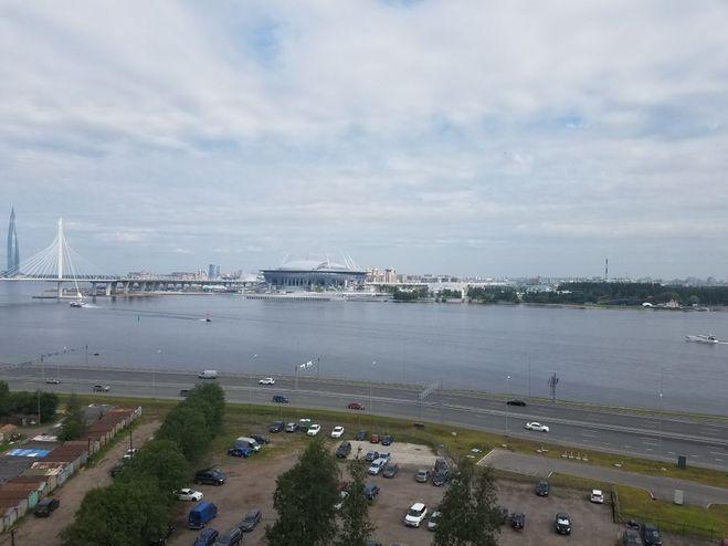стадион Санкт-Петербург 10.07.2018