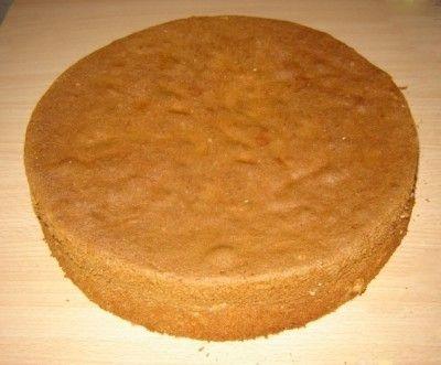 Как без миксера сделать бисквит