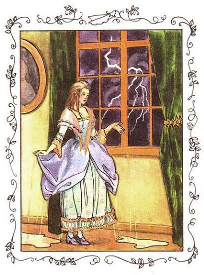Порно сказка принцесса на горошине 61168 фотография
