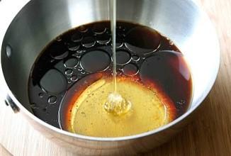Куриная грудка мед соевый соус имбирь