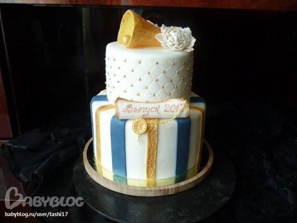 Какой торт можно сделать на выпускной вечер фото