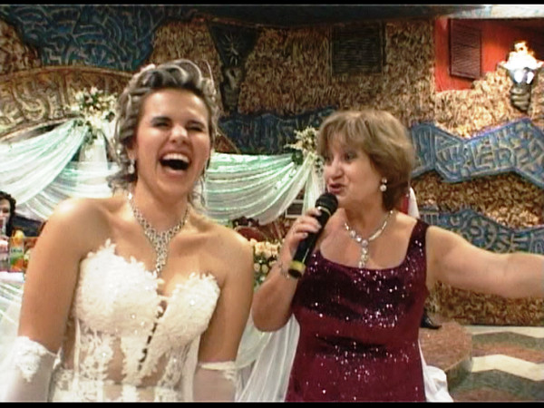 Невеста получила порцию адреналина!