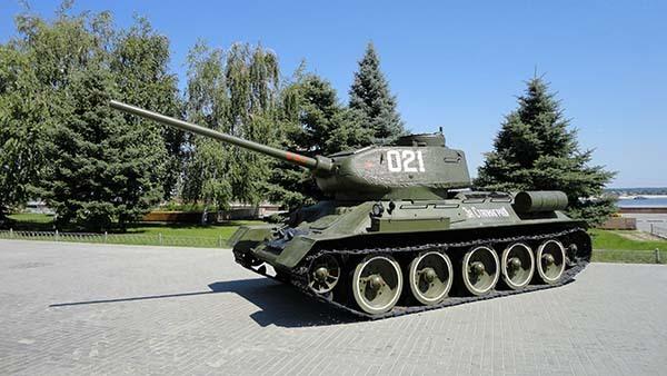 танк Т-34, продажа танка в Казахстан, торговля оружием