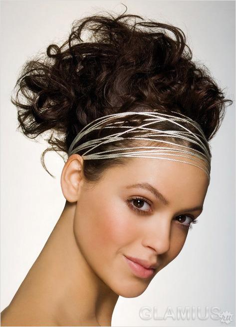 Какую причёску можно сделать из коротких волос в домашних условиях 76