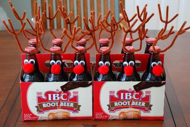 Упаковка пива для подарка 37