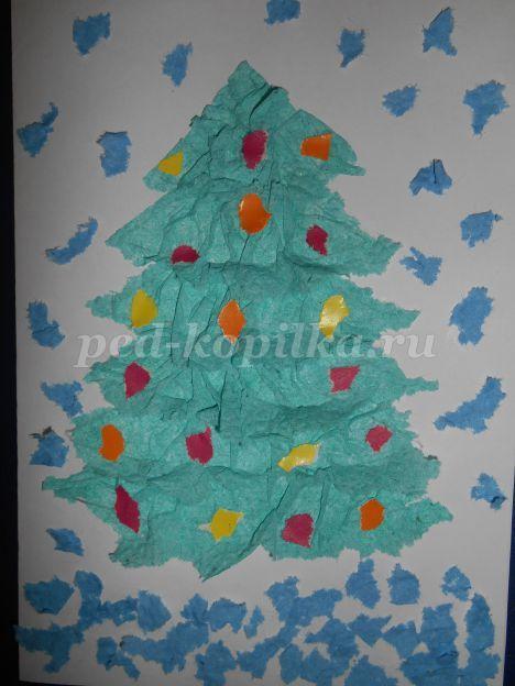 поделка на Рождество