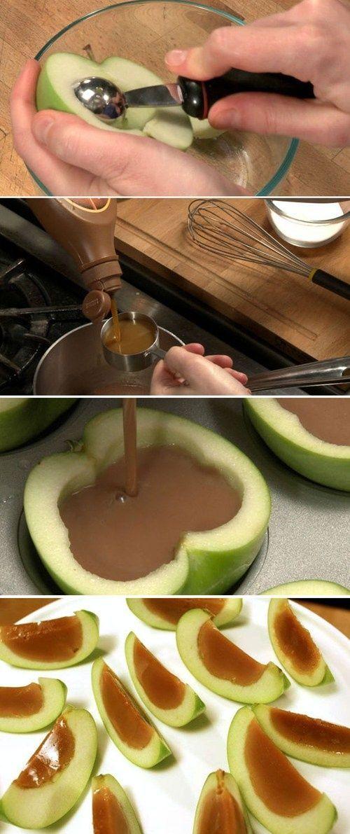 Как сделать сахарное яблоко 393