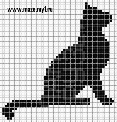 Как рисовать не сложных котов