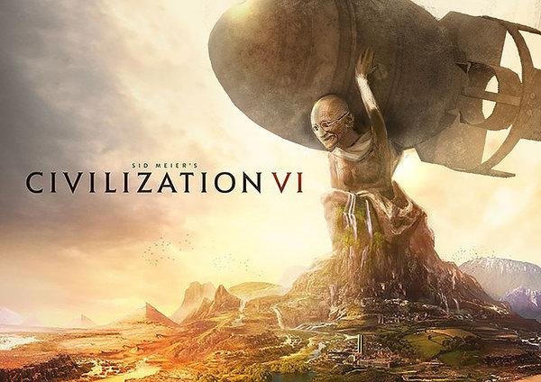 Игра Цивилизация. Почему Ганди такой агрессивный и бросает ядерные бомбы?