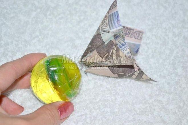 Как красивым сделать денежное дерево фото 596