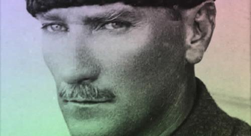 Ататюрк; Отец всех турок
