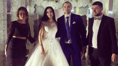 Свадьба Софьи Хахалевой дочери судьи