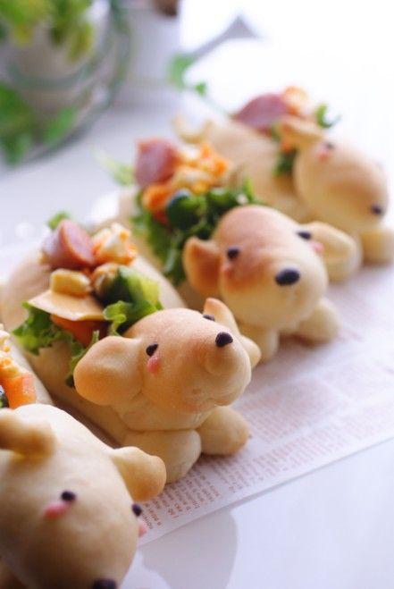 Как приготовить и оформить блюдо, салат в виде Собаки на Новый год?