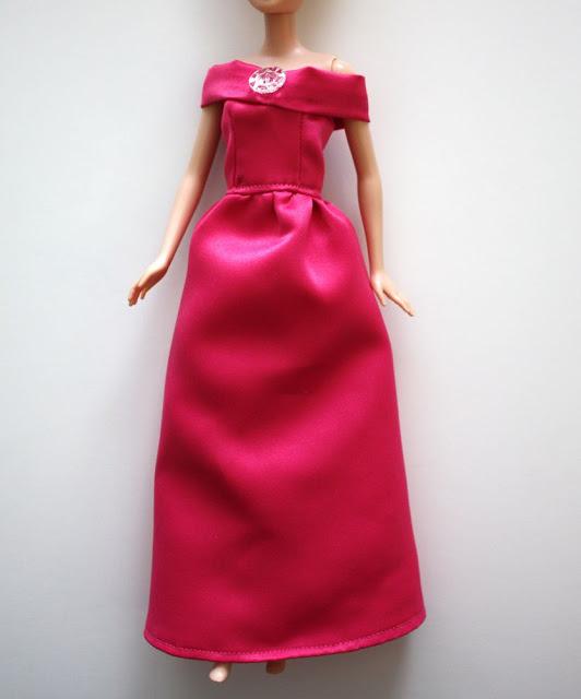 Платья для кукол своими руками из ткани фото 95