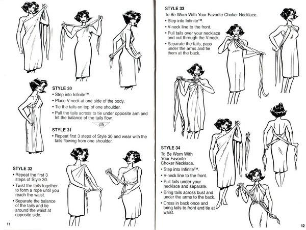 Шьем греческое платье своими руками выкройки