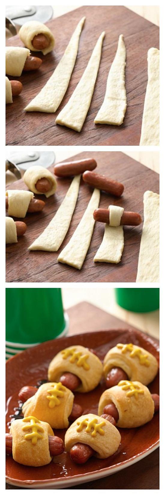 Сосиски в тесте 16 рецептов с фото 80