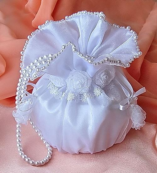 Свадебная сумочка своими руками мастер-класс