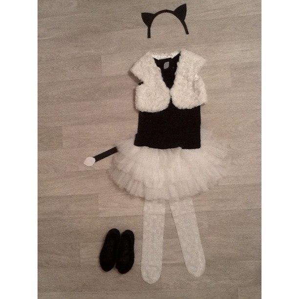 Хвост кошки своими руками для костюма