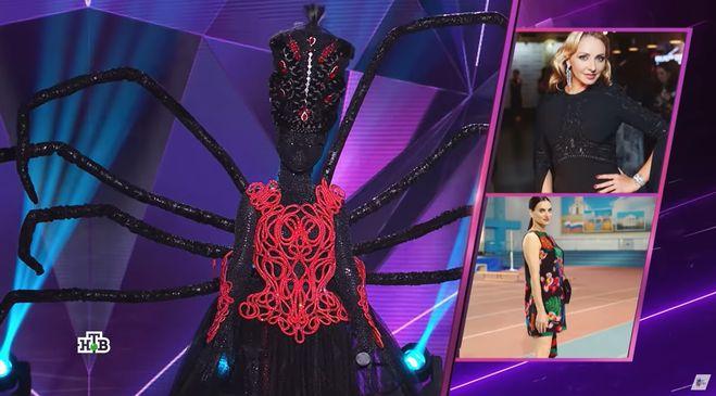 маска паука нтв шоу маска
