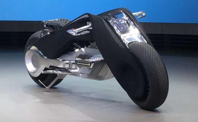 электроцикл от BMW