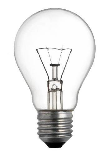 лампа накаливания с цоколем Е27