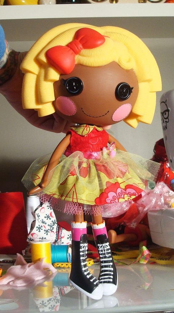 Куклы лалалупси своими руками 95