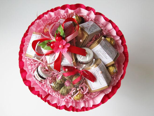 Как оформить букет своими руками из конфет