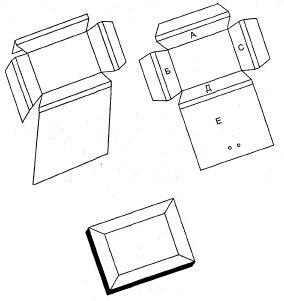 Как сделать рамку с картона своими руками